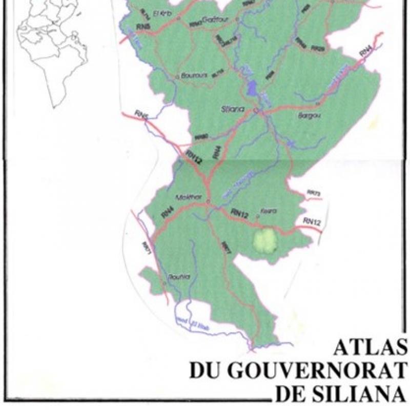 ATLAS DU GOUVERNORAT DE SILIANA