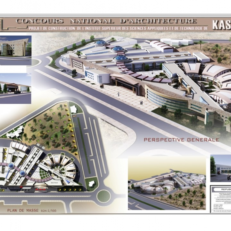 Institut Sup.des Sciences Appliquées et de Technologie de Kasserine